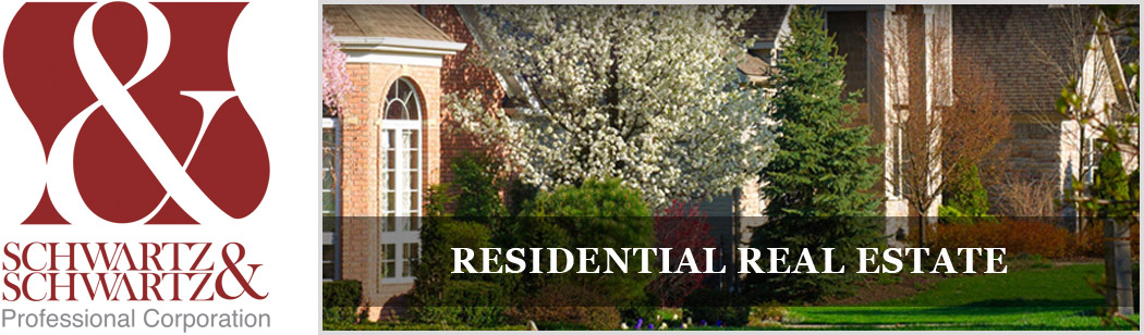 Residential Real Estate Law